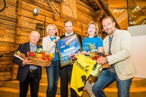 Kleine Zeitung Laufschuhtest 2016 Gigasport Klagenfurt
