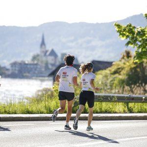 Wörthersee Halbmarathon