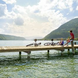 Mountainbiken in Kärnten: Ein genussvolles Berg-Seen-Erlebnis