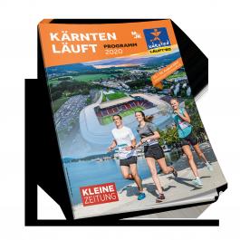 Kärnten Läuft 2020 – Programmheft